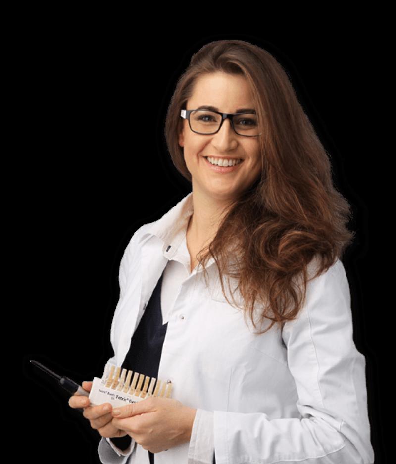 Dr. Britta Rüscher, Zahnärztin